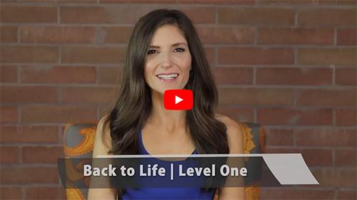 Back to Life Program