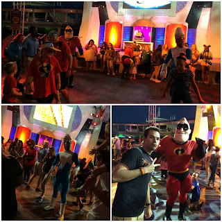 the incredibles dance party magic kingdom