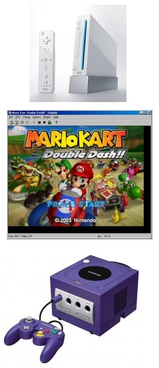 Utilitários Pc Emulador De Nintendo Wii E Gamecube