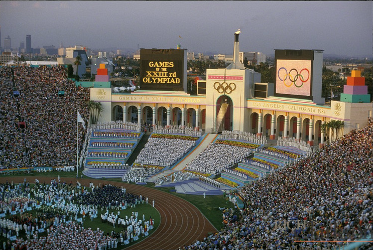 Los Angeles 1984 Olympic Games | Britannica