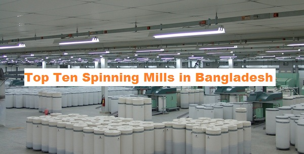 Bangladeshi spinning mill