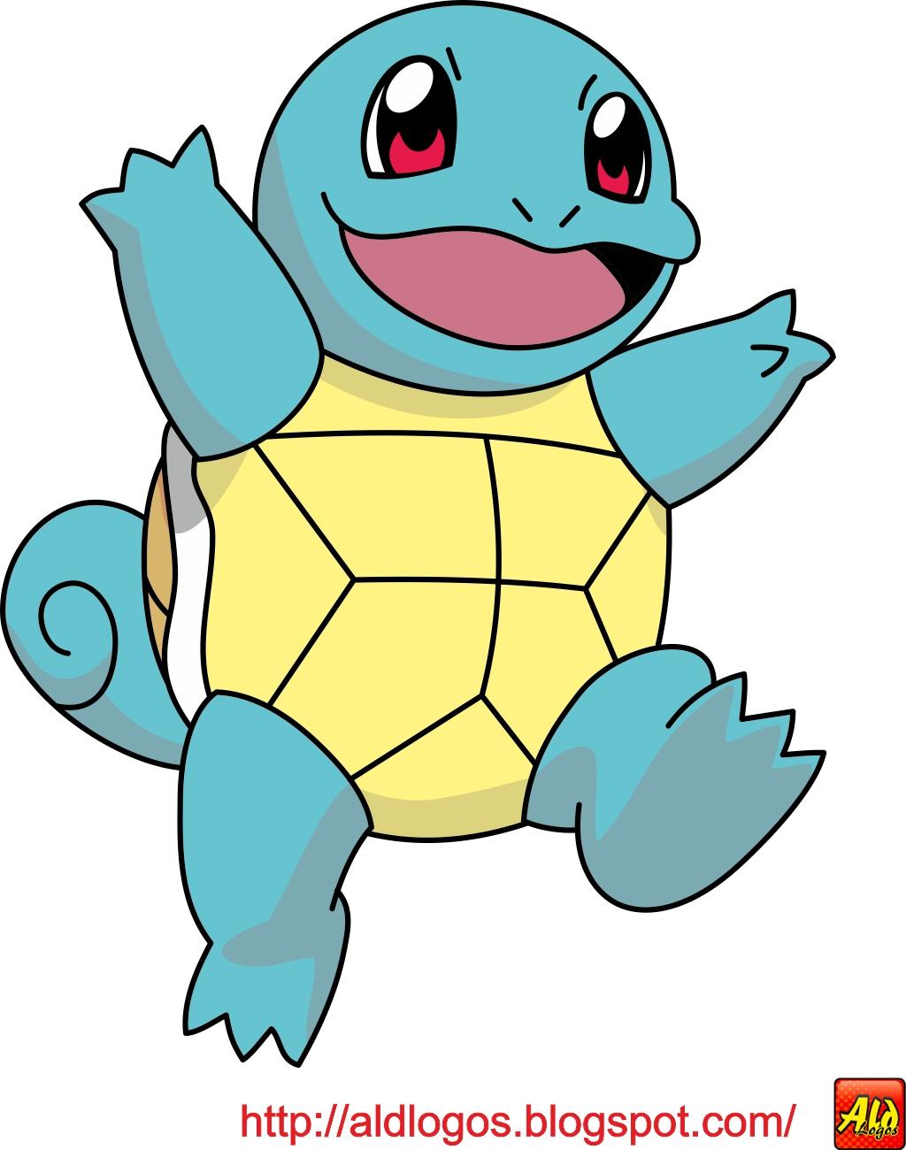 Squirtle Pokemon Logo Images | Pokemon Images