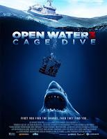 Poster de Cage Dive (Terror profundo)