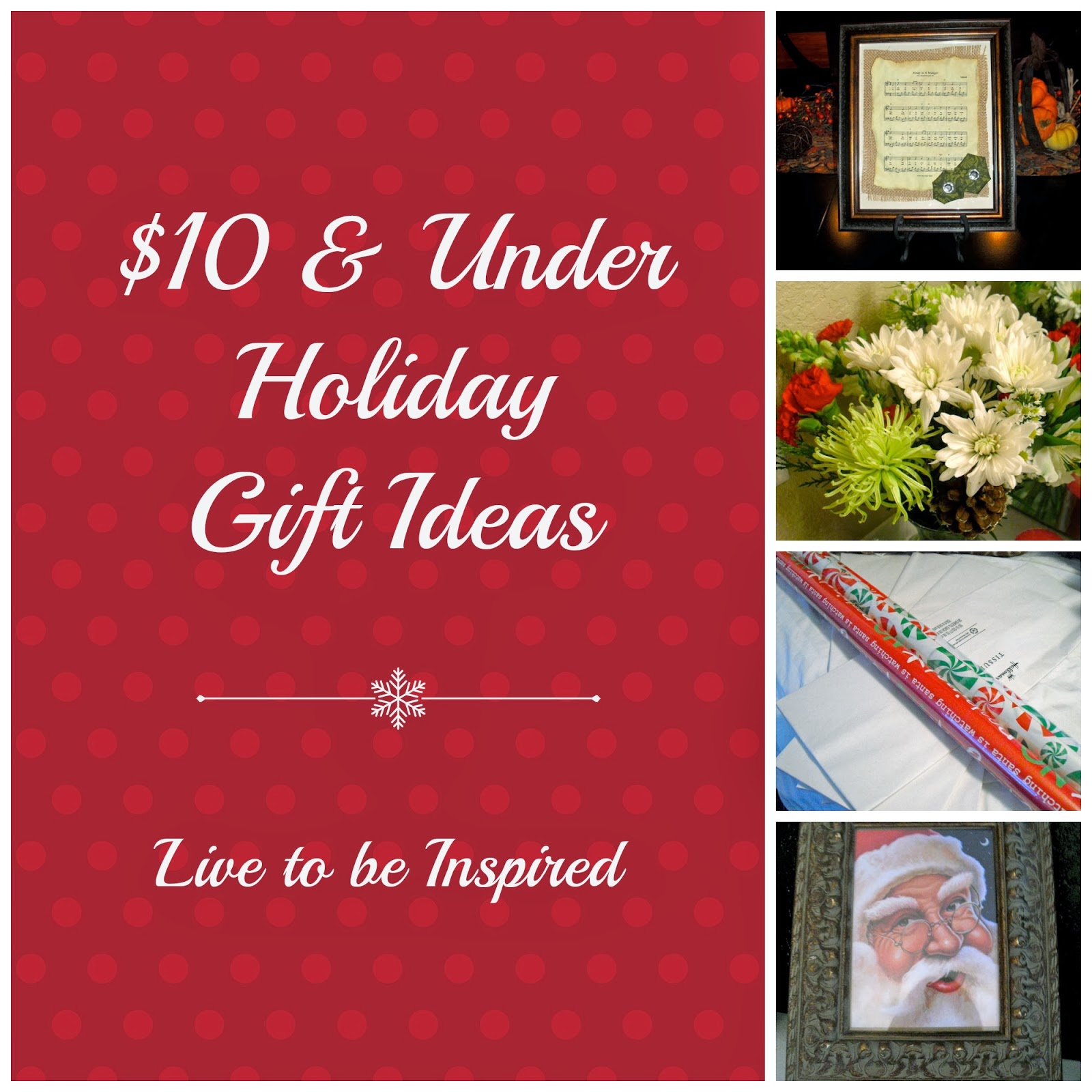 Crafty Night Owls: Christmas Series Day 14 - $10 & Under ...
