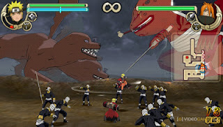 Naruto Ultimate Ninja Mod 10