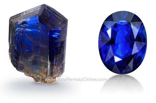 Batu Safir Biru (Blue Safir)