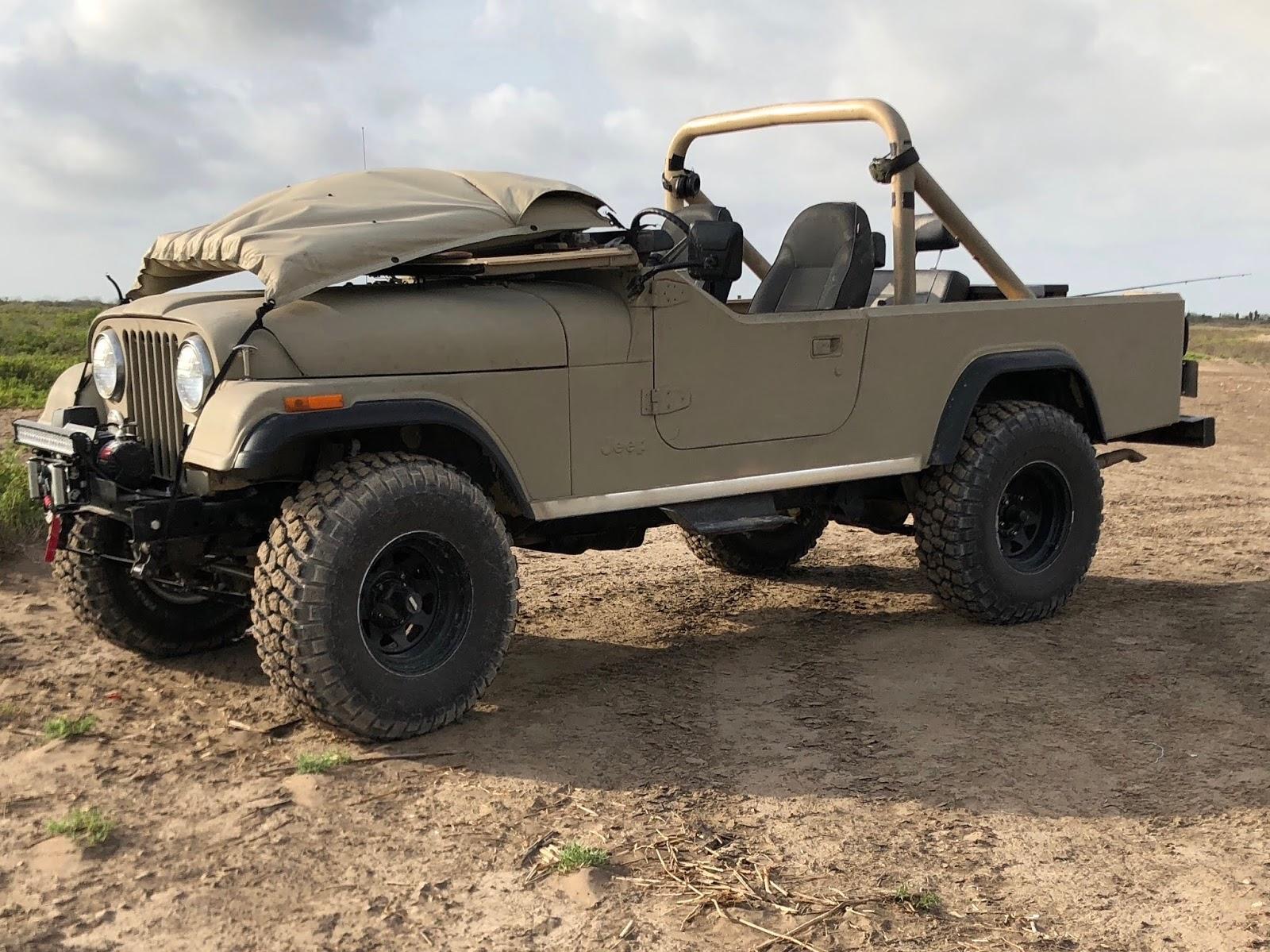 New Jeep Scrambler >> Auto Tops Direct A New Jeep Scrambler