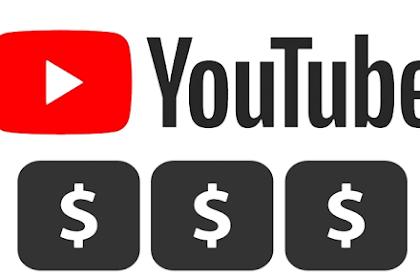 Mau Penghasil Tambahan? Begini Cara Mendapatkan Uang Di Youtube
