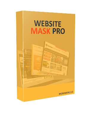[GIVEAWAY] Website Mask Pro