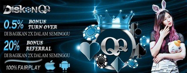 DiskonQQ: Agen Poker Populer Indonesia