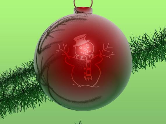 download besplatne pozadine za desktop 1280x960 slike ecard čestitke Merry Christmas Sretan Božić kuglica za bor snjegović