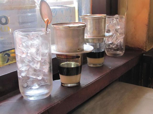 Obama fancies a 'ca phe sua da'? Bring on the 'best coffee in the world' 2
