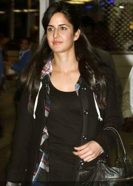 Katrina Kaif without makeup pic