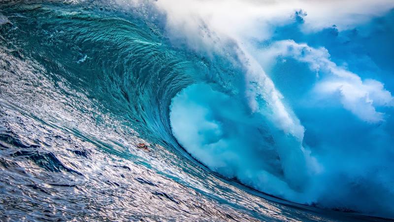 ola gigante