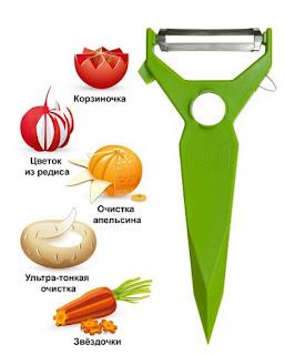 nozh-ovoshchechistka-treugolnyj-salatovyj-borner