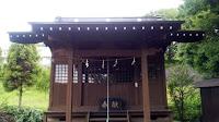 貝取神社 社殿