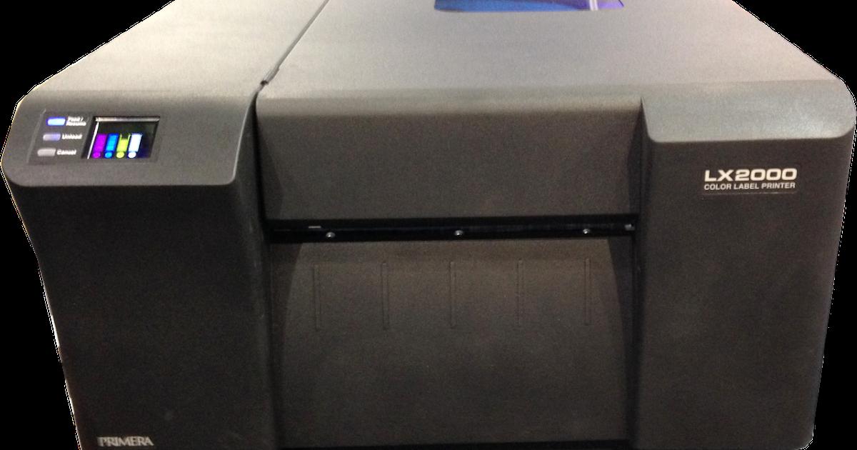Primera LX2000 GHS Label Printer: Just Around The Corner