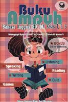 Buku Ampuh Bahasa Inggris SD/MI Kelas 4, 5, 6. Murah