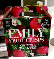 Emily Fruit Crisps red apple