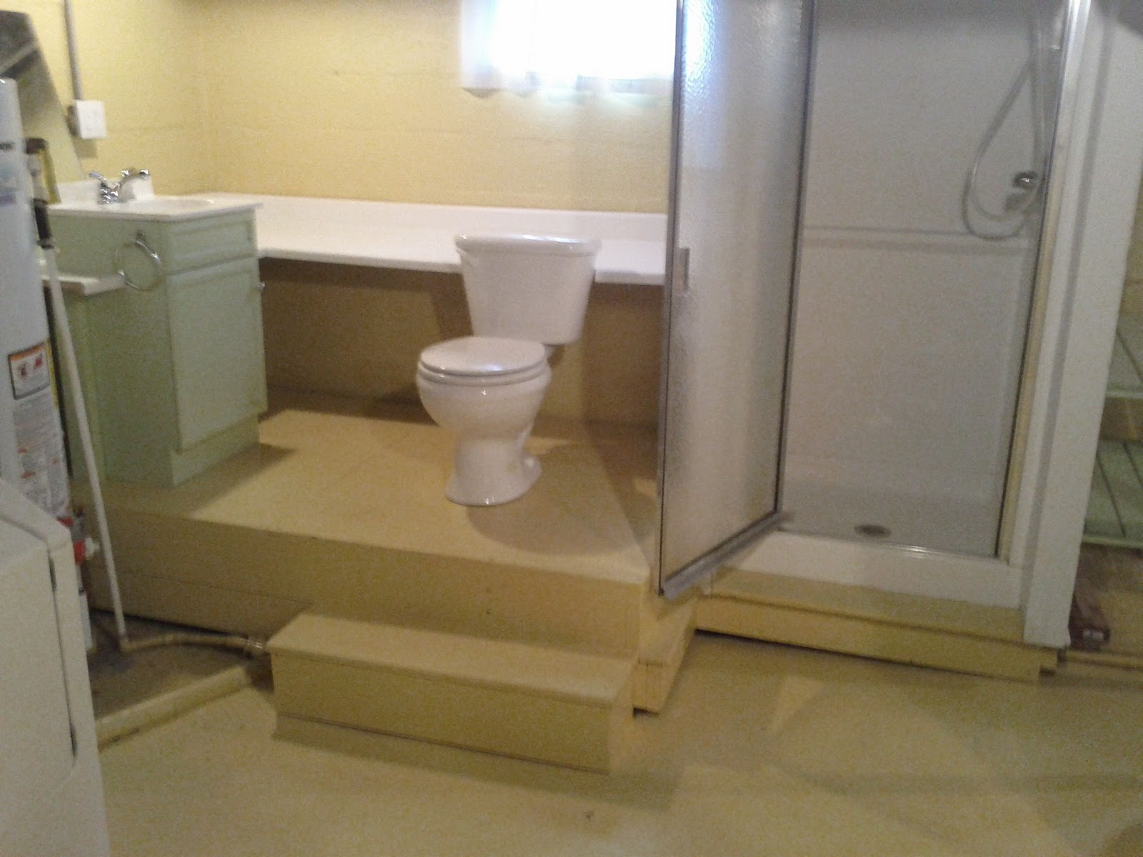 The basement ideas basement bathroom remodeling tips - Renovating a bathroom what to do first ...