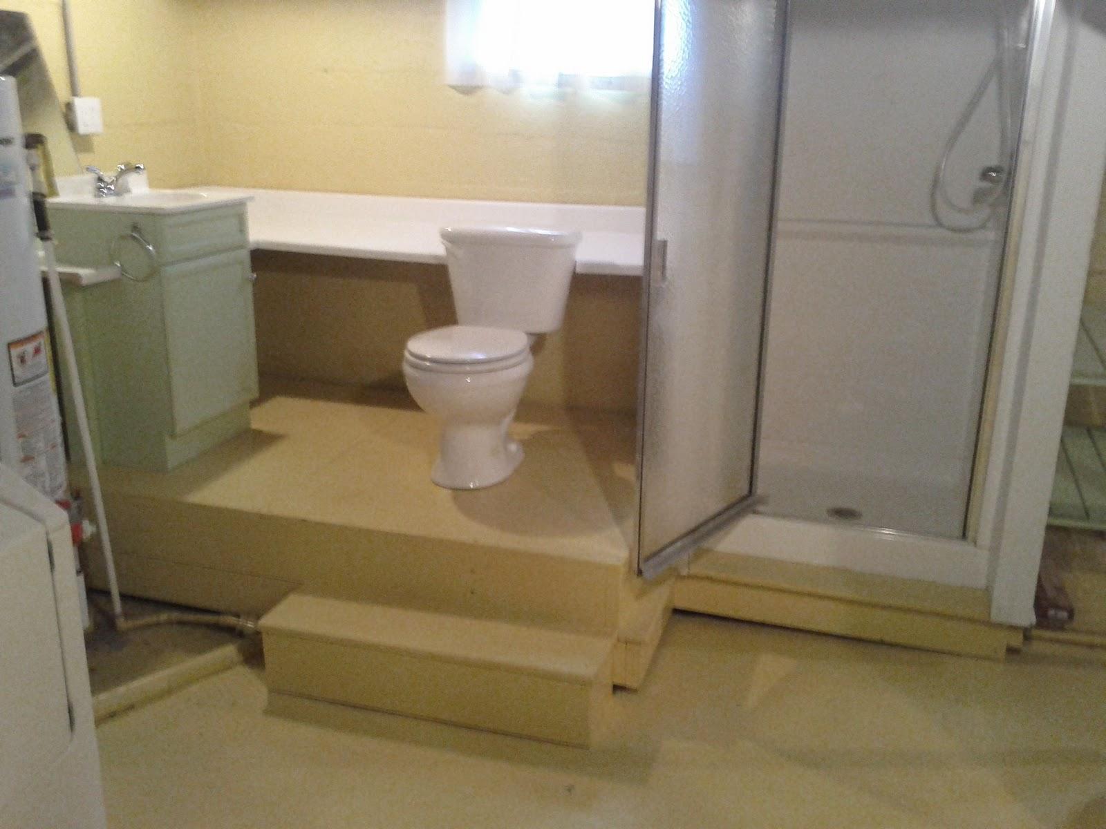The Basement Ideas: Basement Bathroom Remodeling Tips