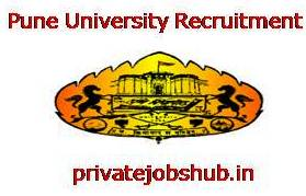 Pune University Recruitment