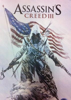Assassin's Creed 3 | Suposta capa confirma rumores sobre o game. 8