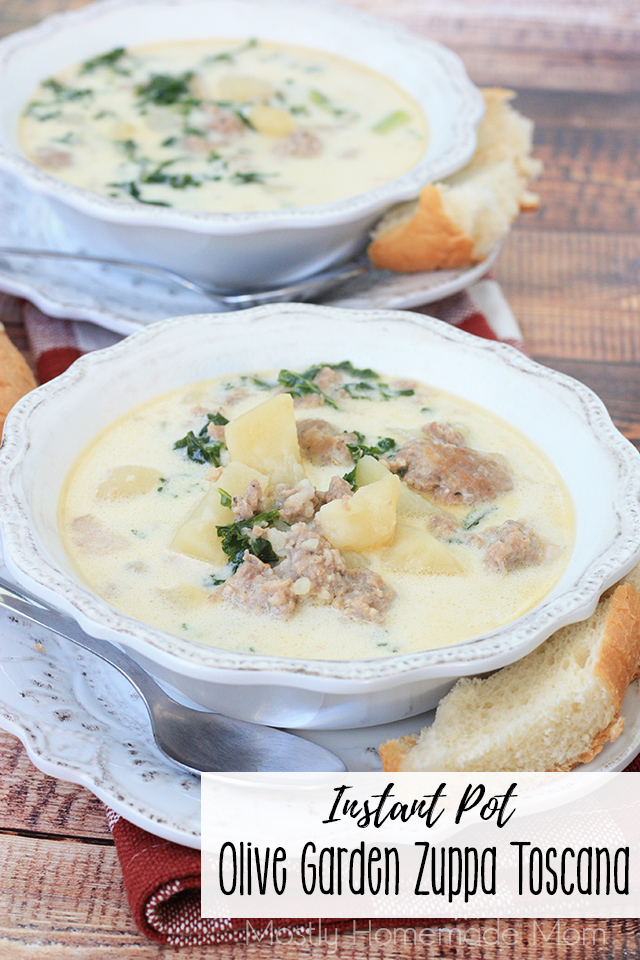 how to make olive garden zuppa soup