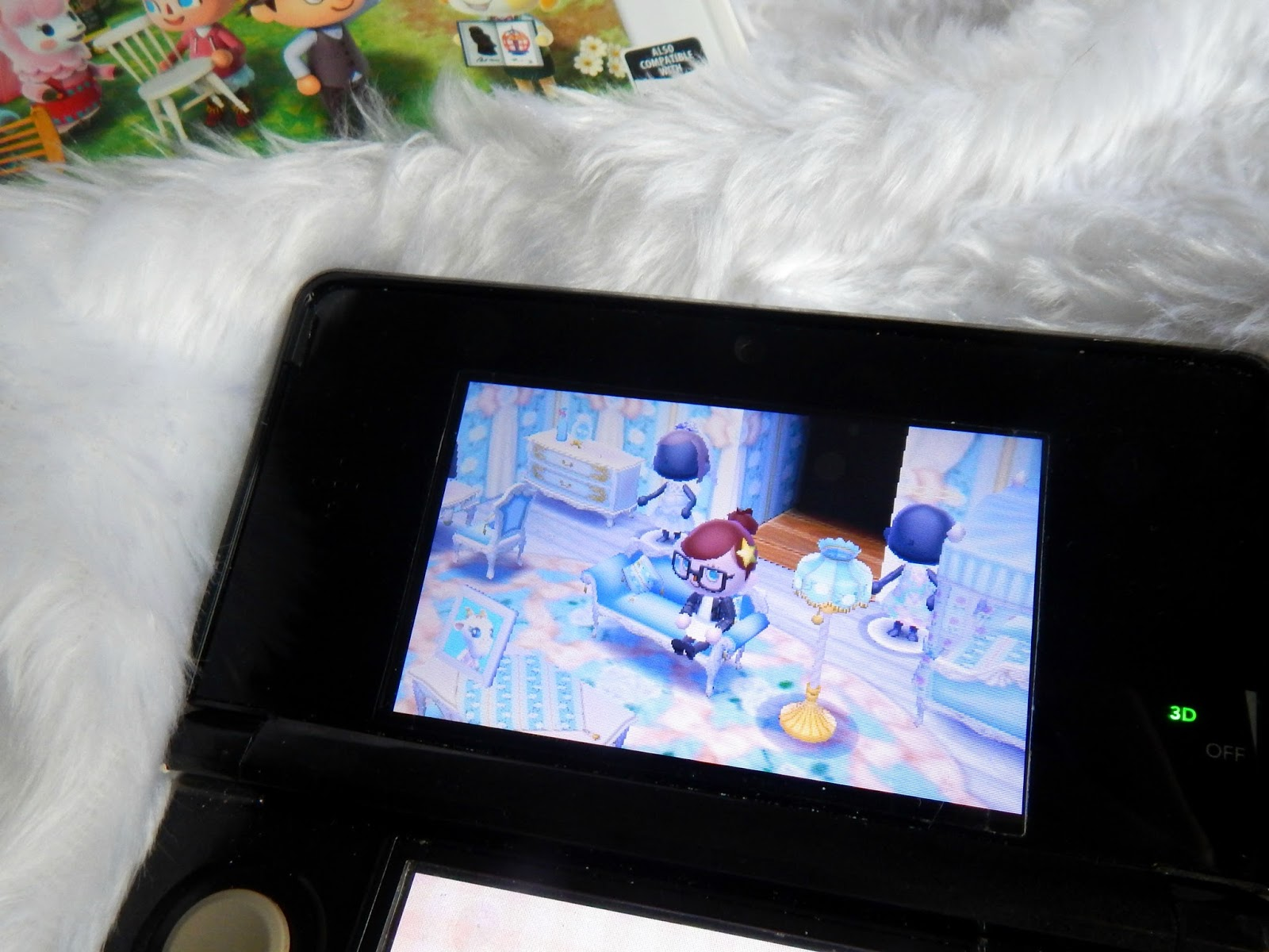 Animal Crossing New Leaf House Tour