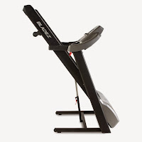 Treadmill with folding dock, image, example, on Treadmill Buying Tips