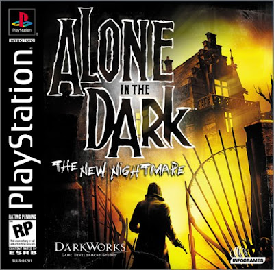 alone in the dark the new nightmare psone