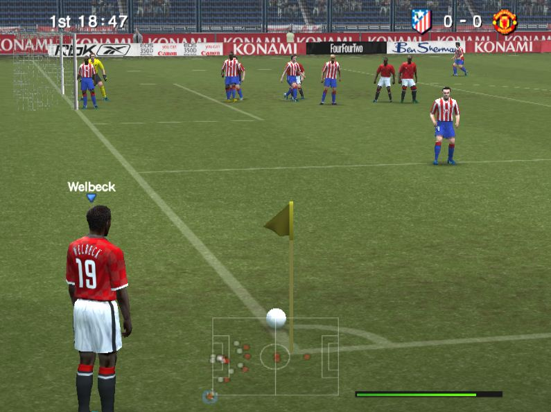 Download Game PES 6 (WE 10) PC Gratis