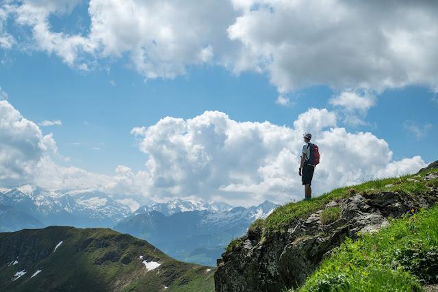 Bergtour Geißstein | Wandern Saalbach | Wanderung SalzburgerLand | Bergwanderung im Glemmtal 10