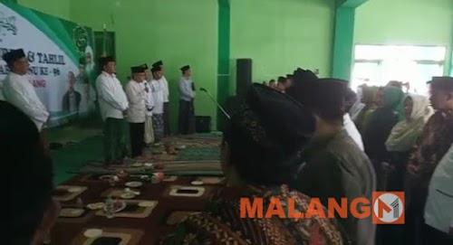Ada Sumpah Caleg PKB di Acara Harlah NU Kabupaten Malang