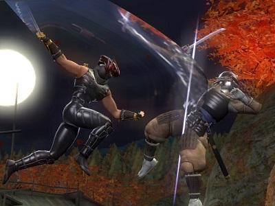 Review Ninja Gaiden Sigma Plus Vita Digitally Downloaded