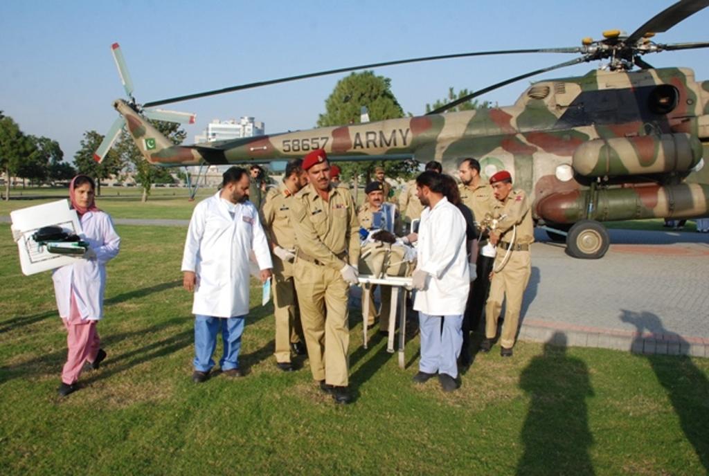 Pak Emirates Military Hospital Rawalpindi Jobs 2018 October Vacancies