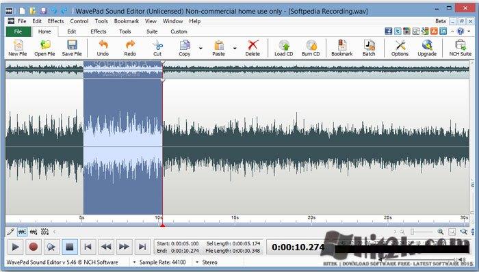 Wavepad Sound Editor Masters Edition Serial Key,Crack Download