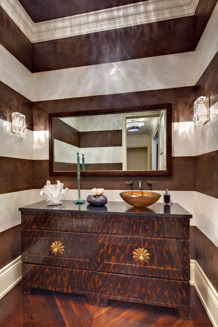 Eye for design decorating with tortoise shell - Bathroom items that start with l ...