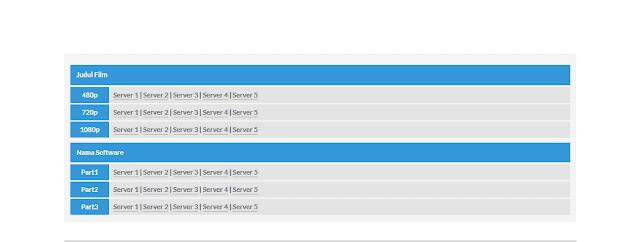 Cara Membuat Download Box Di Blog