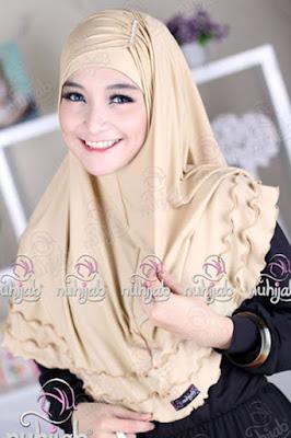 Model Jilbab Terbaru Modern