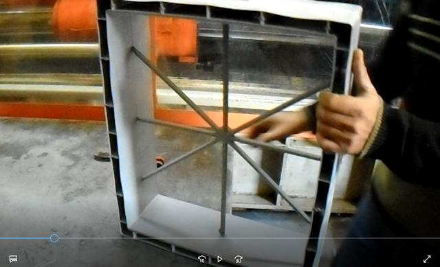 Μπήκαμε στο εργοστάσιο κατασκευής πλαστικών κυψελών της ANEL video