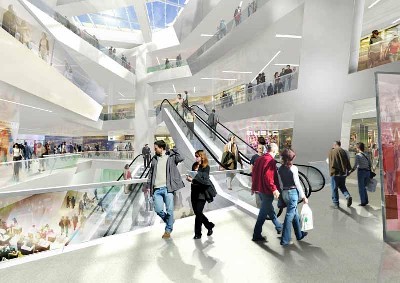 Dia dos Namorados: Fluxo de visitantes a shopping centers cresce 4,21% aponta estudo