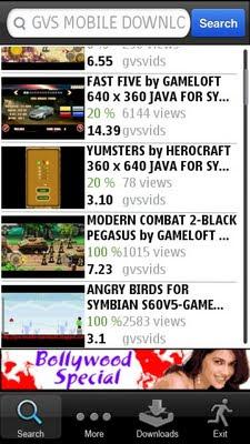 Youtube Downloader v2 0 2 for Symbian S60v5 & ^3 ~ Apps404