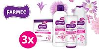 Castiga 3 pachete cu produse din noua gama de ingrijire Farmec