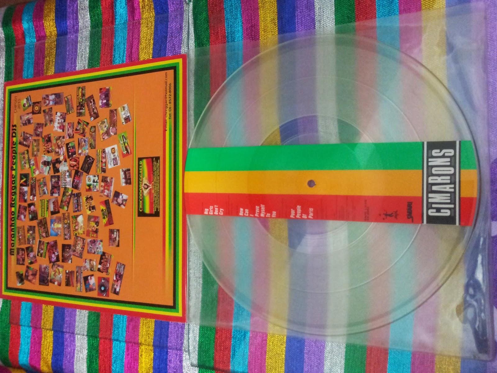 Reggae Lps A Jamaica E Aqui Outubro 2014