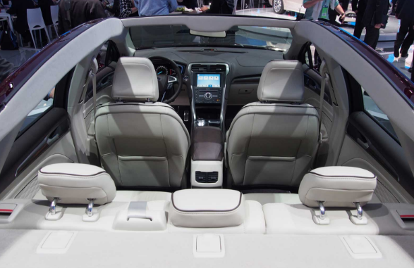 2019 Ford Fusion Platinum