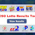 PCSO Lotto Results 20 June 2019 Today