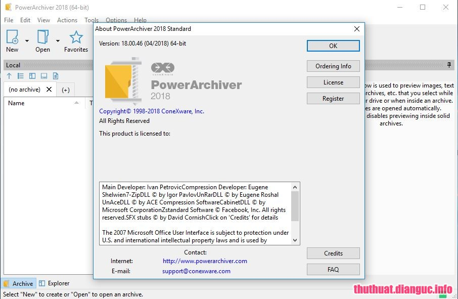Download PowerArchiver 2019 Professional 19.00.11 Full Cr@ck