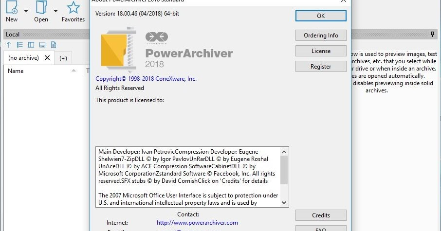 Download PowerArchiver 2019 Professional 19 00 11 Full Cr@ck
