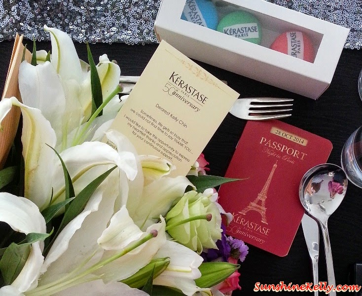 Kerastase 50th Anniversary, Celebrating The Art of Perfect Hair, Kerastase Malaysia, Kerastase 50th Anniversary, Passport to paris